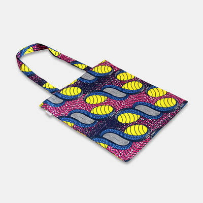 buy colourful African cotton bag