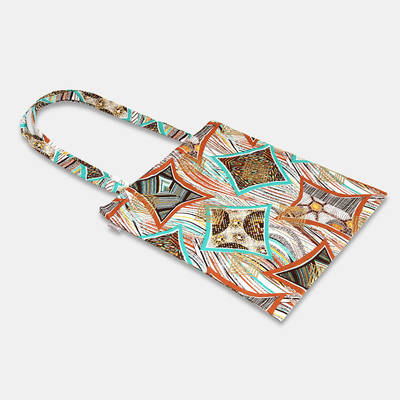 order colourful African cotton bag online
